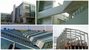 Prefabricated Structures Manufacturers in India-Interarch Buildings