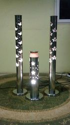 Lighting Bollards SS MS Indoor Outdoor