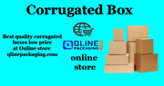 Buy Brown Corrugated Boxes Online for packing At Best Price