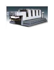 Komori - 4 Color Offset Printing Machine
