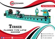 Planner Lathe Machine | Planner Type Lathe Machine Manufacturer