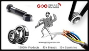 Big savings,  Buy with confidence for online spares.