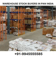 Warehouse Stock and Scrap Buyers in Pan India